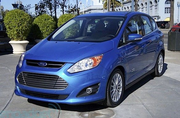 Ford C-Max Energi Plug-In Hybird