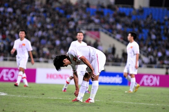 ĐTVN, UAE, VFF, Asian Cup